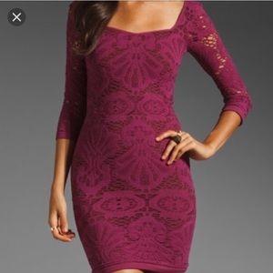 Free people stretchy dress